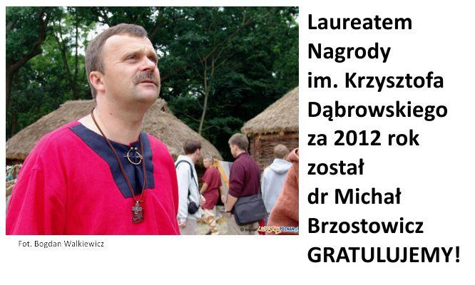 Nagroda im. Krzysztofa Dąbrowskiego