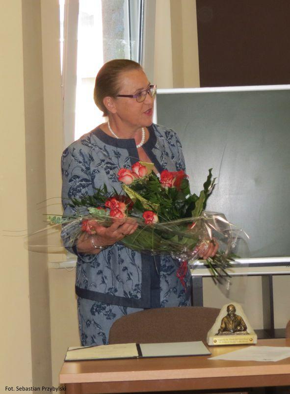 Profesor Hanna Kóčka-Krenz
